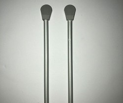 Aluminium Knitting Needles - 4mm