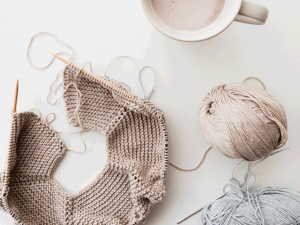 10 reasons why knitting is good for you!