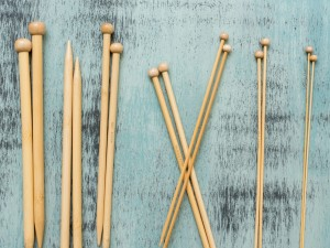 The Beginner's Guide to Knitting Needle Sizes