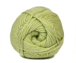 Denim Look Aran -  Wild Lime 081